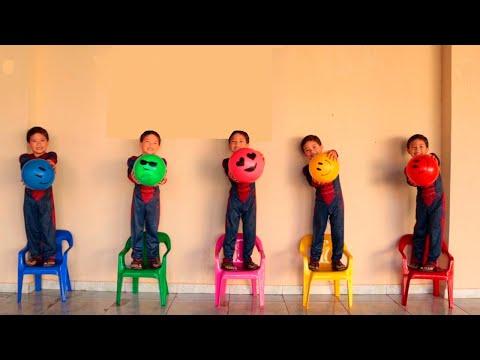 Música Cinco Macaquinhos