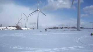 ENERCON Wind Turbine, Japan.