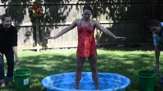 Katy Cold Water Challenge