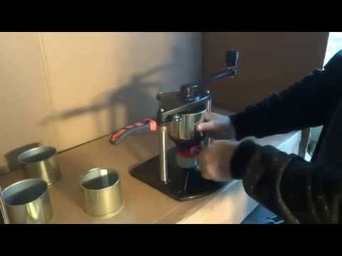 Home Caning Manual Can Sealer