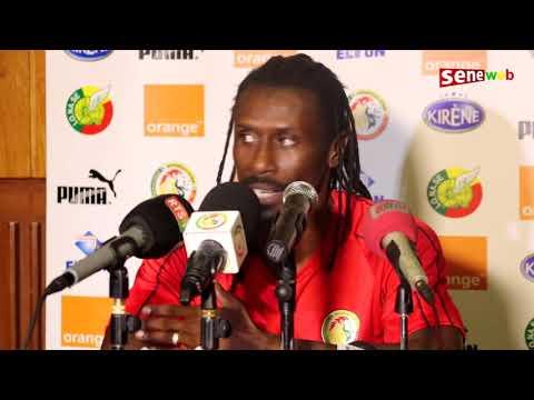 SENEGAL SOUDAN  :  Conference de presse
