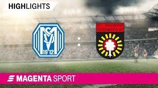 SV Meppen - SG Sonnenhof Großaspach | Spieltag 31, 18/19 | MAGENTA SPORT