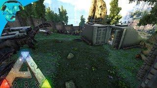 World War ARK - Egg Stealing Raid! 2 Men 1 Base Raid the Breeding Base! E15 ARK Survival Evolved