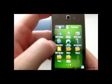 Handy Test: Samsung SGH-F480i
