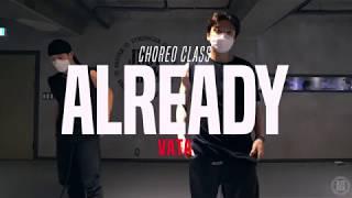 Beyoncé, Shatta Wale, Major Lazer - ALREADY | Vata Choreo Class| Justjerk Dance Academy