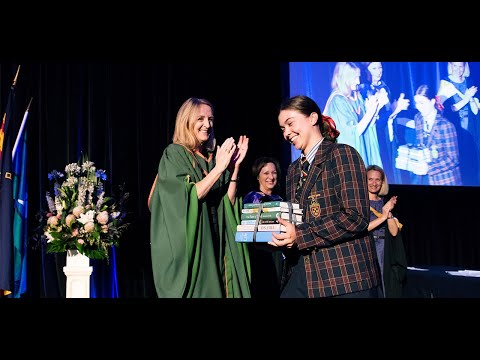 2019 Senior School Speech Night at St Catherine's Sydney