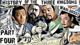 FULL History of tнe Romance of the Three Kingdoms Part 4: Warlords!
