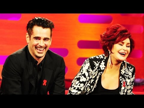 SHARON OSBOURNE Secrets From Her Marriage to Ozzy - The Graham Norton Show on BBC AMERICA