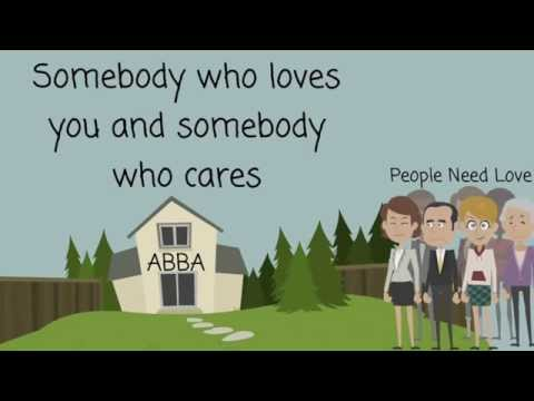 ABBA  People Need Love  Lyrics