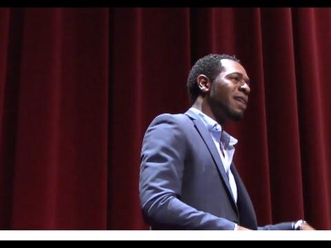 Nixon, Babies, and Social Justice | Byron Sanders | TEDxGreenhillSchool