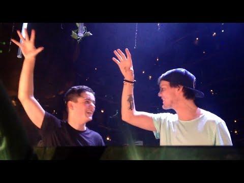 Avicii & Martin Garrix Live @ Omnia