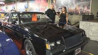Buick Grand National for sale at Volo Auto Museum - USClassicMuscleCars favorite Cars