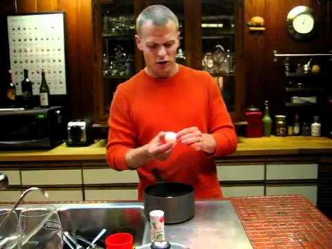 Tim ferriss egg cooker