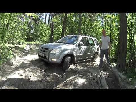 Первая Honda которая смогла.  Маршрут в компании с 3 Nissan Patrol
