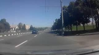 ДТП на Зерновой, в Харькове 26.05.18