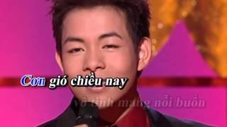 Đôi Mắt Người Xưa - Quang Lê - Karaoke Vip