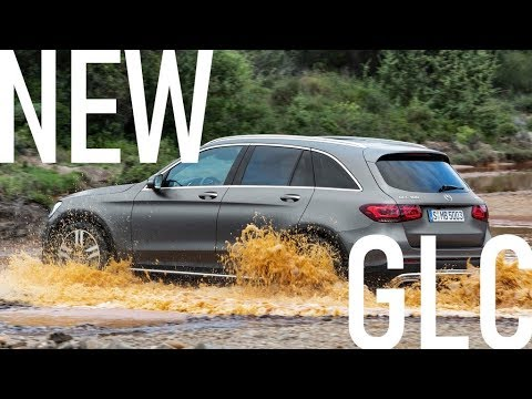 2020 MERCEDES GLC - First Look