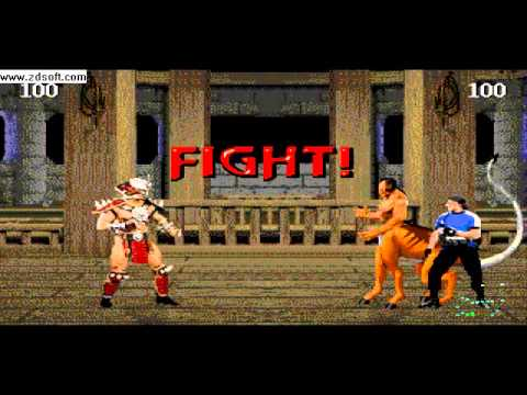 play ultimate mortal kombat trilogy game