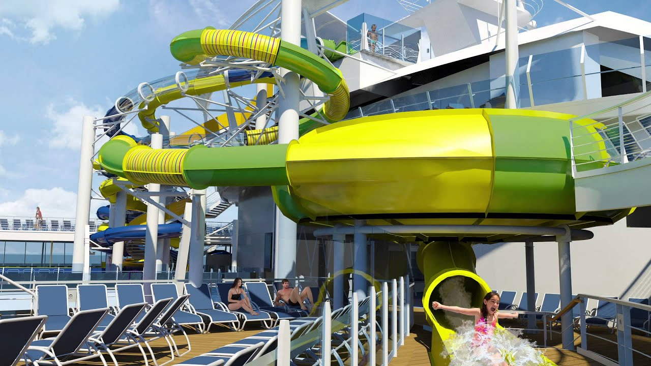 Explore The Beauty Of Caribbean: Presenting Royal Caribbean's Harmony Of The Seas