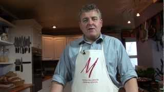 How To Make Mediterranean Bread Dough 3 -- Maneesh With David Jones From Manna Dartmouth Uk