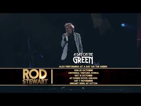 Rod Stewart Australian Tour!