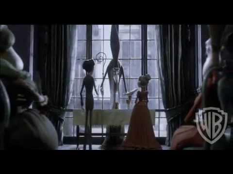 Download Tim Burton's Corpse Bride - Original Theatrical Trailer