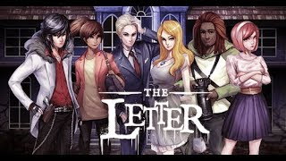 Gambar cover The Letter - Horror Visual Novel (Free Download In Description) *Full Game*.. Yes all chapters -_-