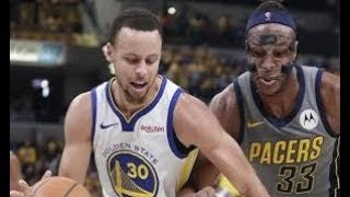 golden-state-warriors-vs-indiana-pacers-nba-full-highlights-29th-january-2019