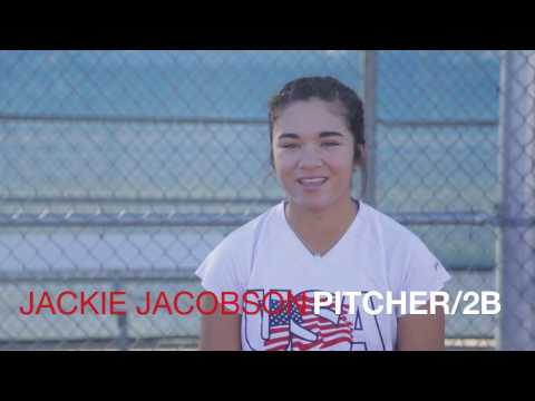 Jackie Jacobson skills video 2016