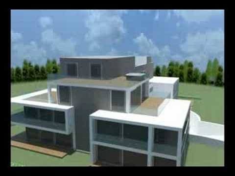 3d animation building youtube for Build house online 3d free