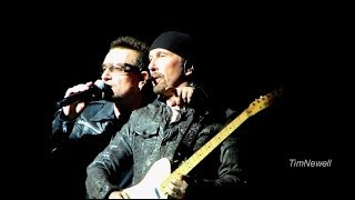 An entire U2 concert in full 1080p HD featuring a stunning audio mi...
