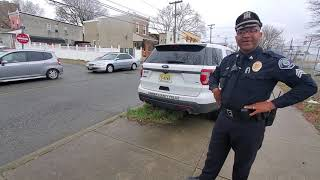 1st Amendment Audit Camden NJ GOOD COP!!!!!