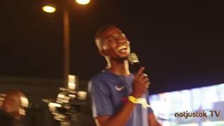 Davido Makes Fans Go Crazy, 9ice Battle Oritsefemi, Runtown @ #MerrybetFansChallenge