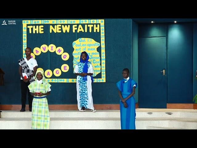 #1    Saving Grace | The New Faith