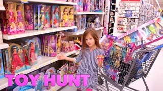 Іграшка Полювання В Магазині Іграшок Shopkins Сезон 6 - Монстр Хай - Барбі - Minecraft Іграшка Відкриття