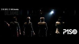 Déjame - Piso 21 (Lyric Video) @piso21music
