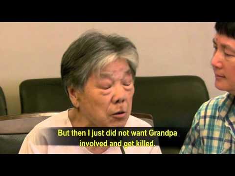 Survivor's Testimony: Nanking Massacre - ZHANG Xiu-Hong