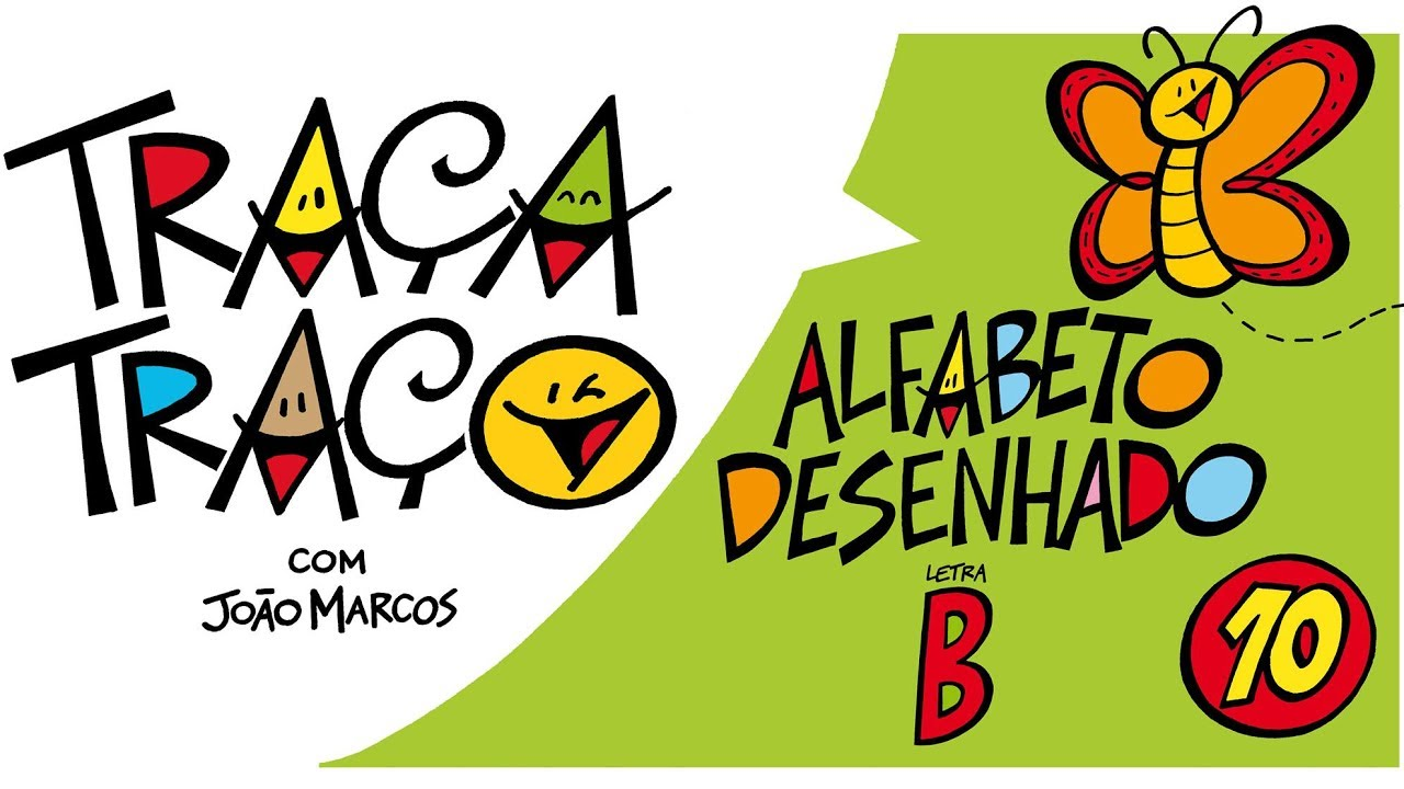 alfabeto desenhado desenhos a partir da letra b youtube