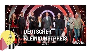 Deutscher Kleinkunstpreis 2021