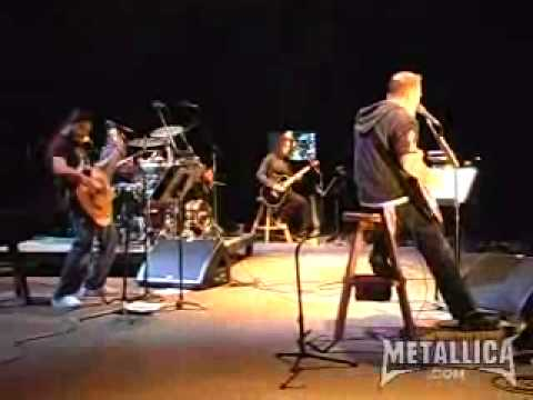 Metallica: Bridge School Benefit Recap [Night 1] (MetOnTour - Mountain View, CA - 2007) Thumbnail image