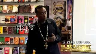 Professor Griff 2014 Speaks on Sex, Sellouts, Basketball, and Hip Hop.