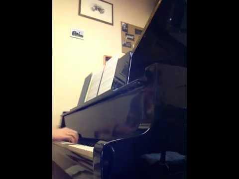 VORREI piano version