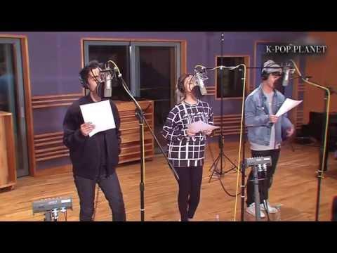 [Kpop Planet] Hwa sa (Mamamoo), Jaejin (FTIsland) and Hyunsik (BTOB) -