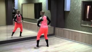 Танцы для похудения бесплатный урок  1