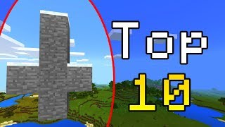 Top 10 Minecraft Secrets Mojang Doesn't Want You To Know!