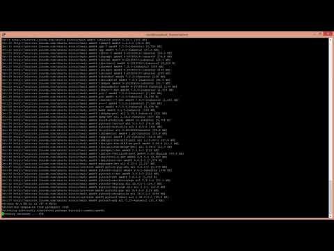 Tutorial: Install Odoo 11 0 using GIT on Ubuntu 18 04 with Apache2