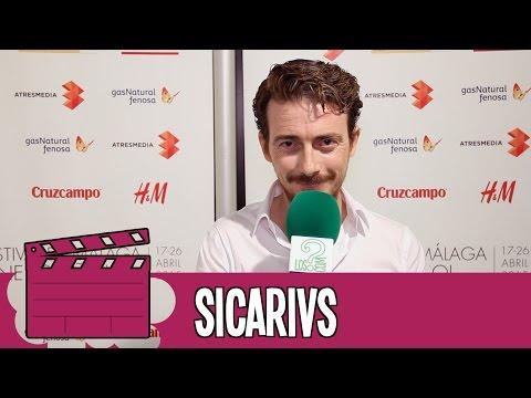 Sicarivs, la noche y el silencio - Entrevista Víctor Clavijo en el Festival de Málaga 2015