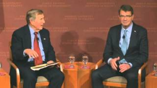 Secretary Carter Speaks at Harvard Kennedy School