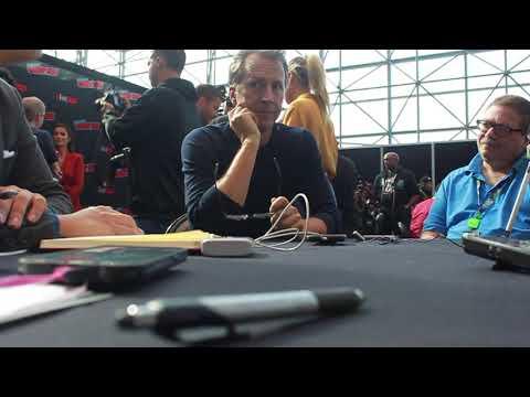 Showrunner Greg Walker talks Titans at NYCC 2018