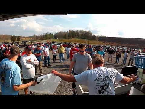 Trail of Dreams - Summersville Lake (4/15/17) Weigh-in